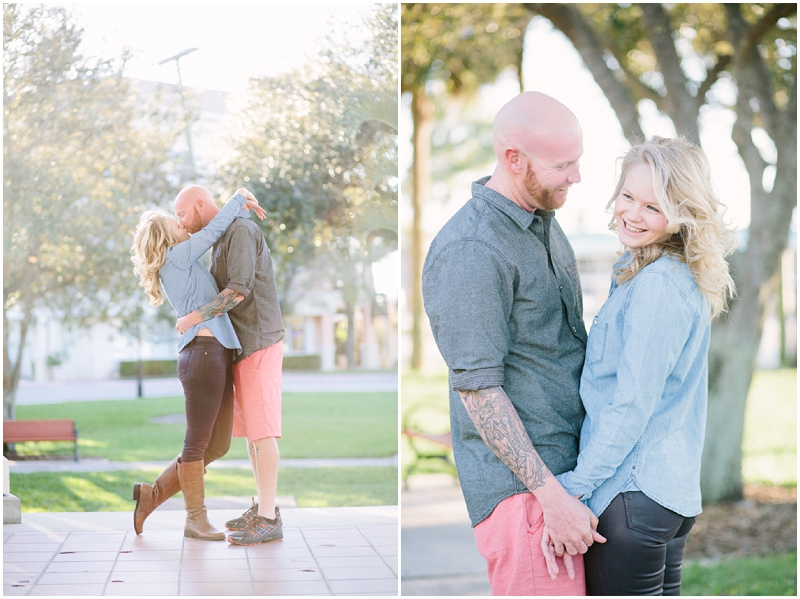 stuart florida engagement photography