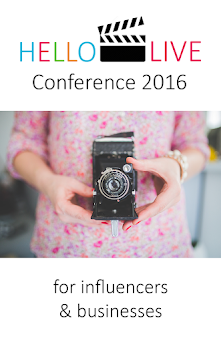 hello live- conference 2016-bloggers