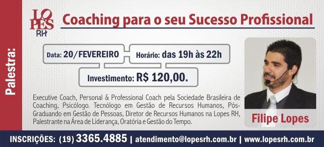 Coaching para o Seu Sucesso Profissional