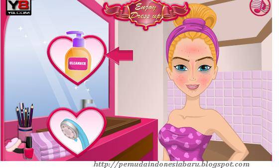 Free online barbie dating games