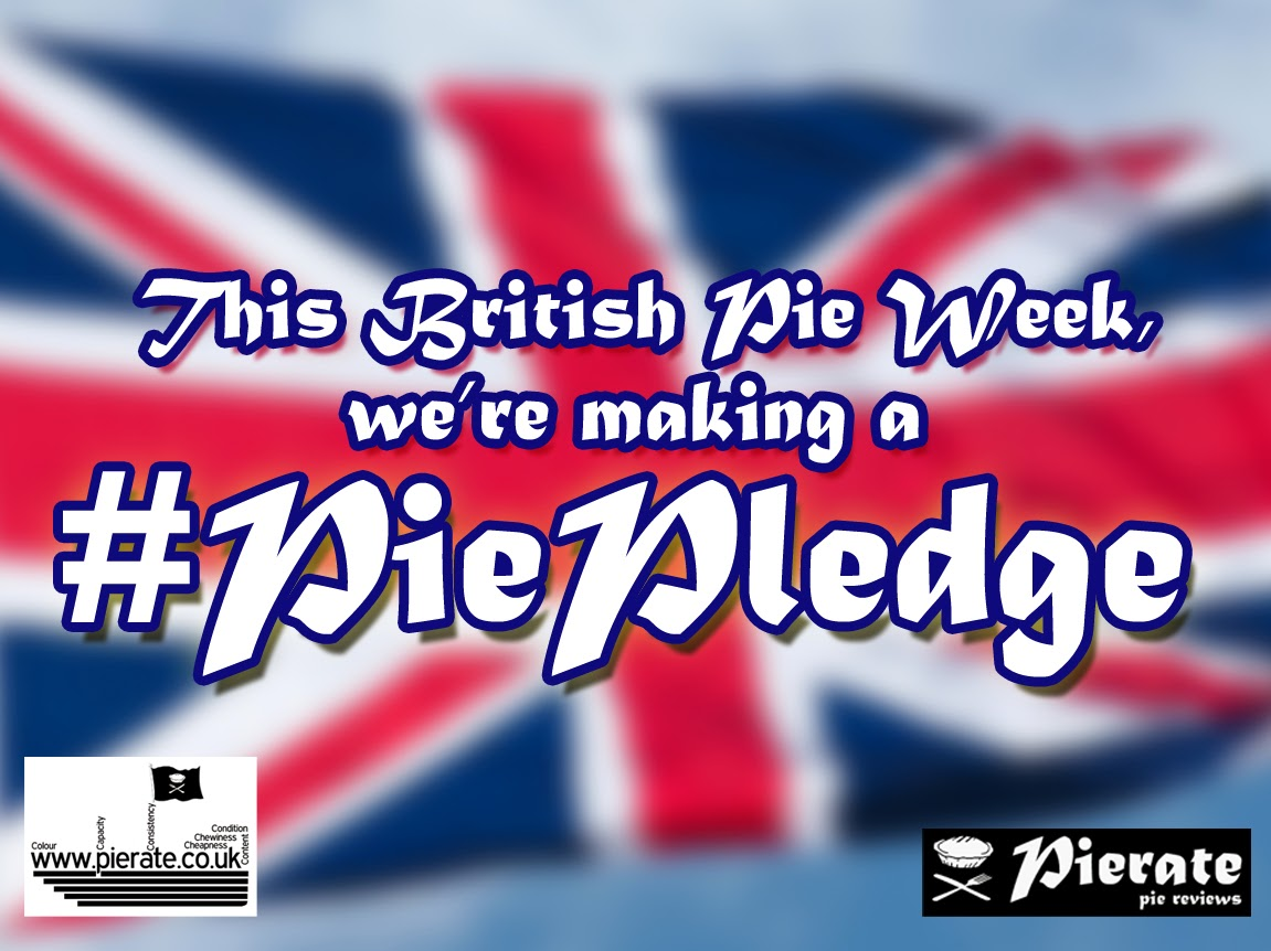 British Pie Week Pie Pledge