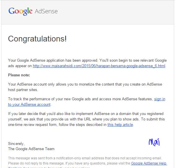 iklan Google Adsense,