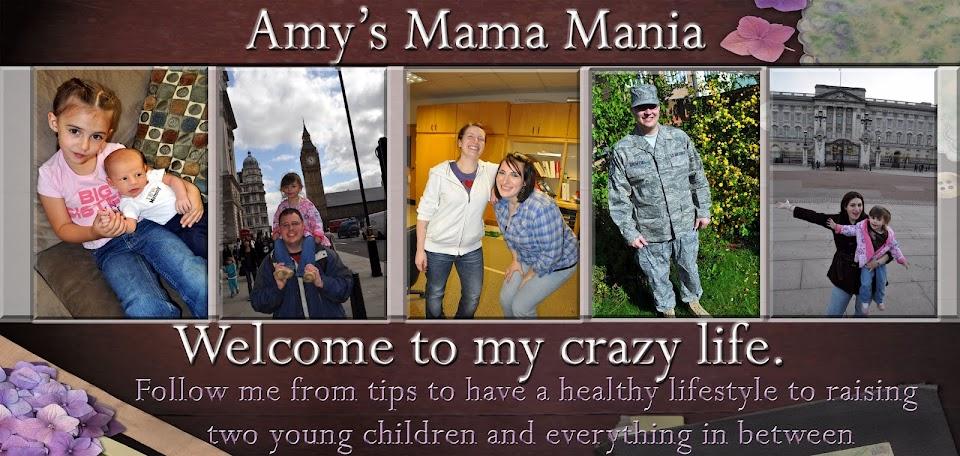 Amy's Mama Mania