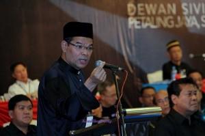 Setiausaha Agung KEADILAN, Datuk Saifuddin Nasution Ismail