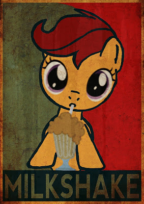 Scootaloo Milkshake by Scootalo0, CC by 3.0