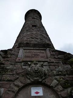 Hohlohturm bzw. Kaiser-Wilhelm-Turm