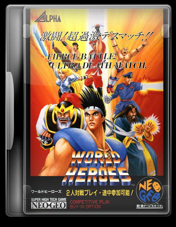 World Heroes (Arcade)