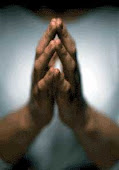 """""""Man ought to always pray and not give up."""""""