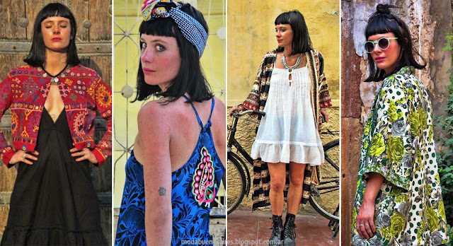 Moda primavera verano 2016. Ropa de moda 2016 marca Joderr: vestidos, faldas y kimonos verano 2016.