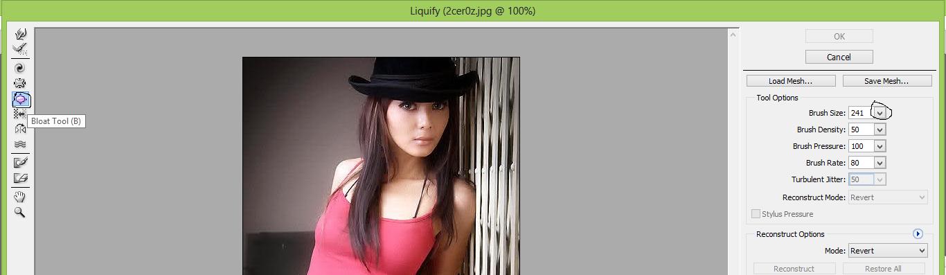 cara belajar how to create tutorial photoshop pemula membesarkan tubuh 1