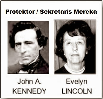 sekretaris presiden kennedy lincoln