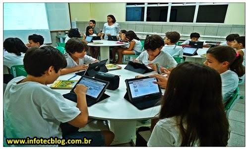 Tenologia em sala de aula