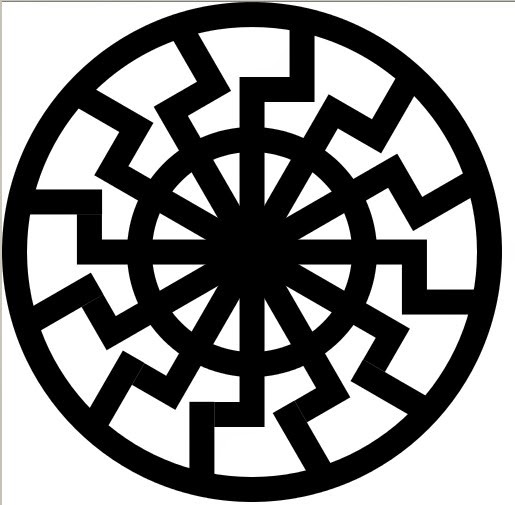 Black Sun Symbol When The World Going Wrong Article Most Wanted