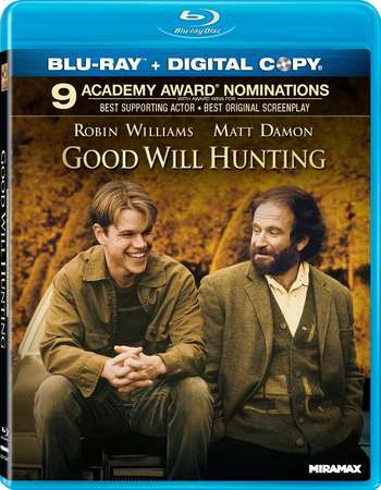Poster Of Poster Of Good Will Hunting 1997 English  300MB    Free Download Watch Online Worldfree4u