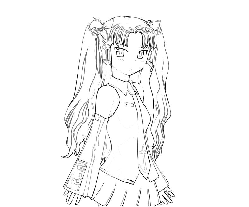 printable-rin-tohsaka-cool-coloring-pages