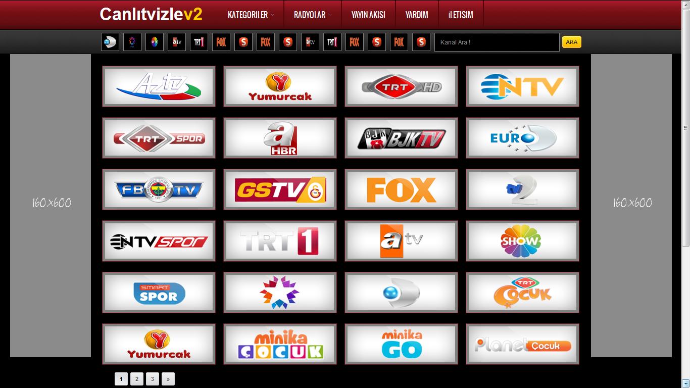 canlı tv blogspot
