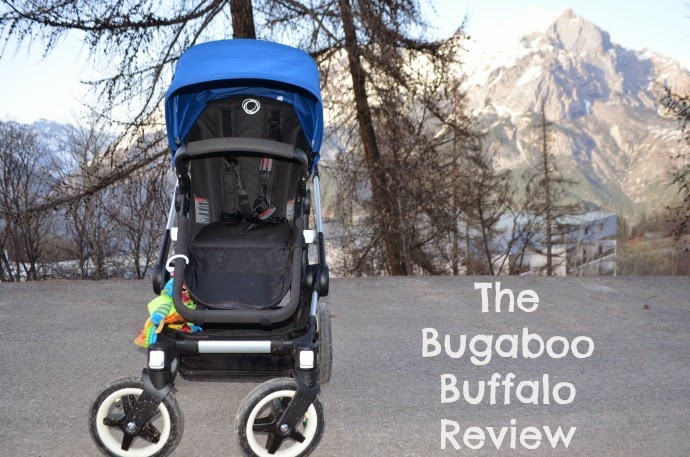 Bugaboo buffalo, buffalo review, all terrain pushchair