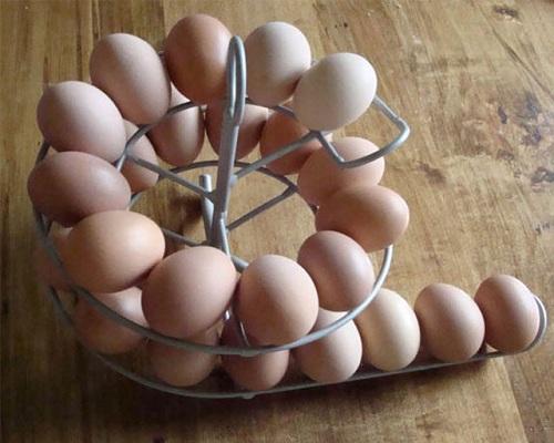 Dispensador de huevos
