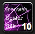 Ironweb Spider Silk
