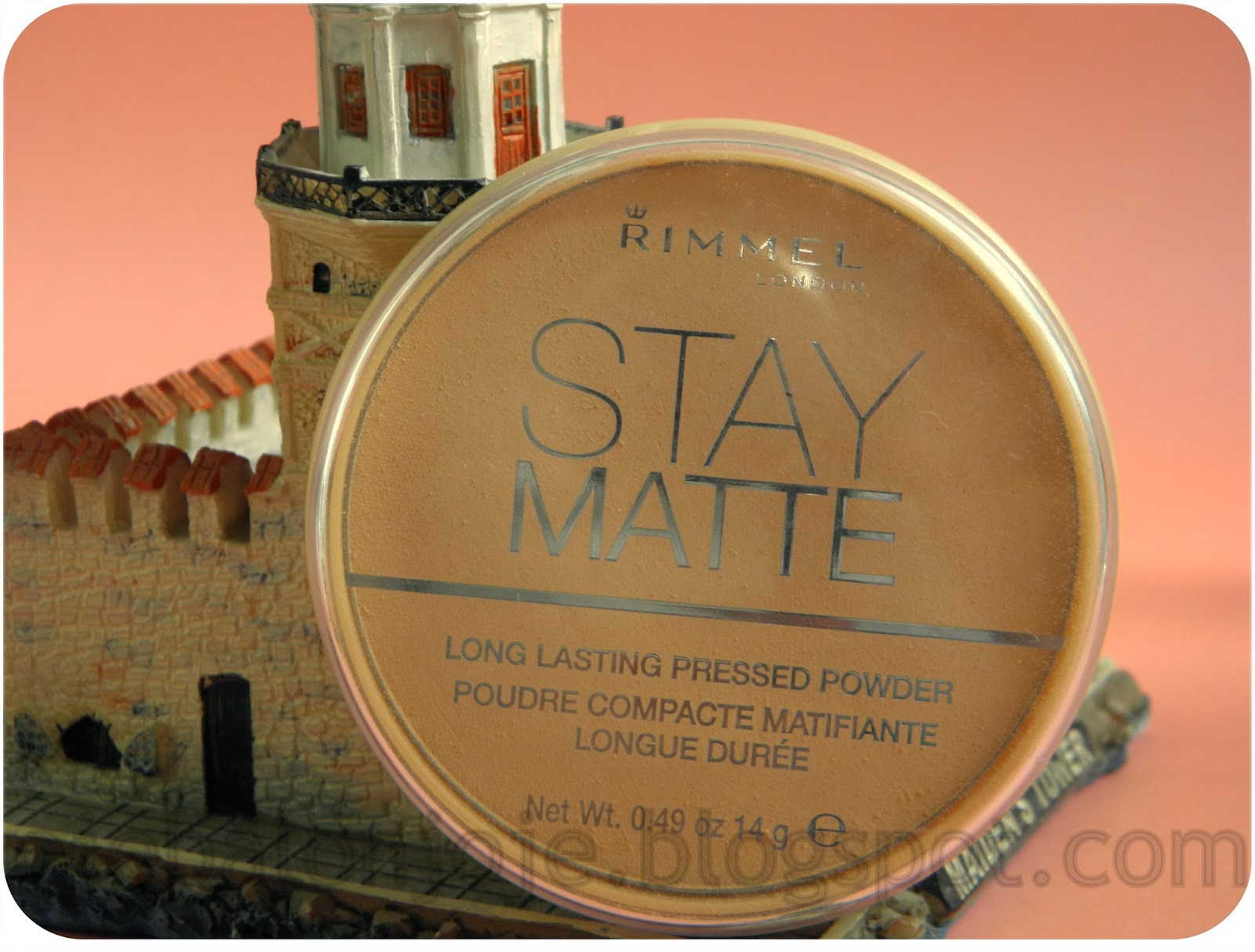 Rimmel London Stay Matte Pudra