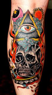Colorful Tattoos Designs