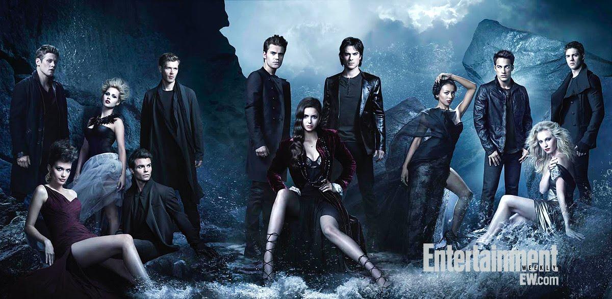 The Vampire Diaries Sempre