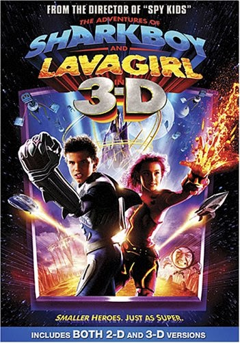 The Adventures of Sharkboy And Lavagirl 2005 Dual Audio BRRip 480p 300mb