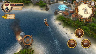 Pirate Dawn mod apk