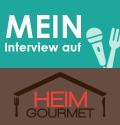 Mein Interview auf Heimat Gourmet