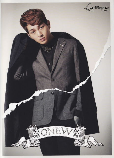 shinee onew boys meet u photobook pic 4