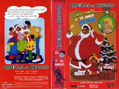 Filmation He-Man Cartoons VHS
