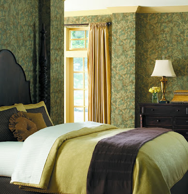 Candice olson bedroom wallpaper collection 2014 for Candice olson designs bedroom