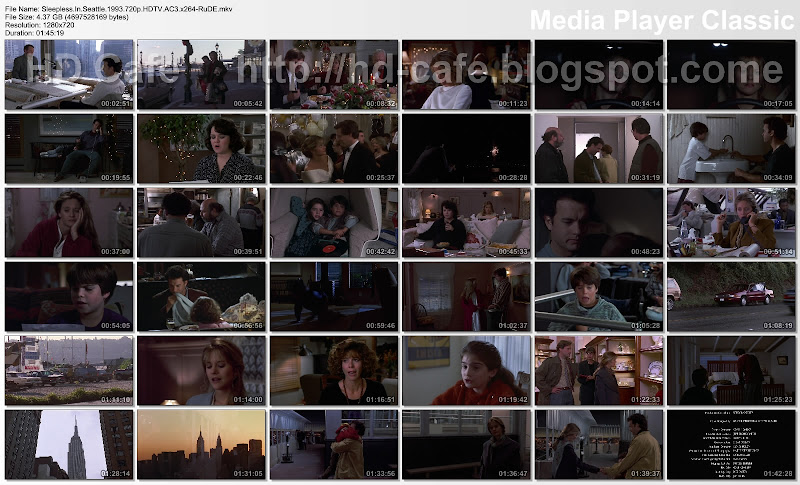 Sleepless In Seattle 1993 video thumbnails