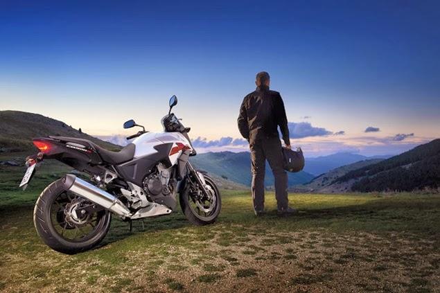New Honda CB500X 2013