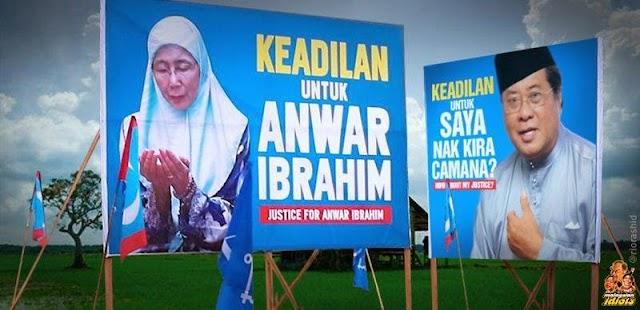 Anwar Dan Keluarga Punca Selangor Huru Hara [video]