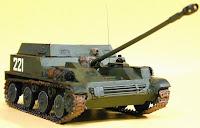 ASU-57 Tank Destroyer
