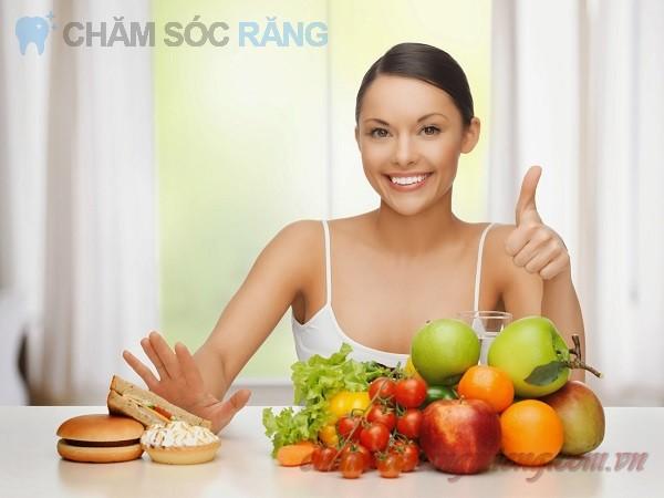 Kết quả hình ảnh cho thức ăn tốt cho răng răng miệng