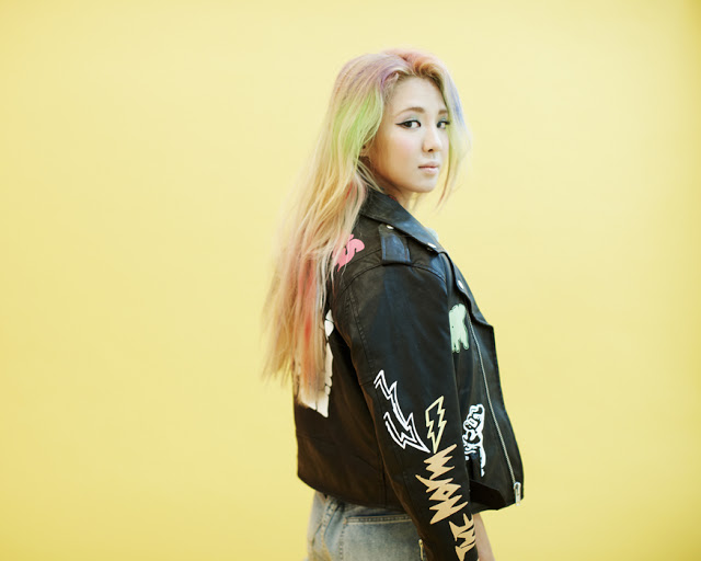 SNSD HYOYEON 'I Got a Boy' 2013 Album Picture