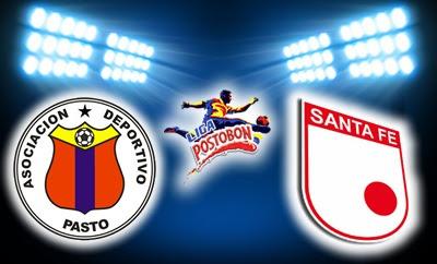 Deportivo Pasto vs Santa Fe