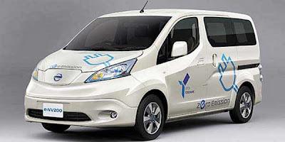 Mobil Listrik Nissan Evalia