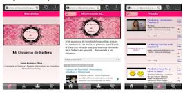 Descarga la App para Android de Mi Universo de Belleza