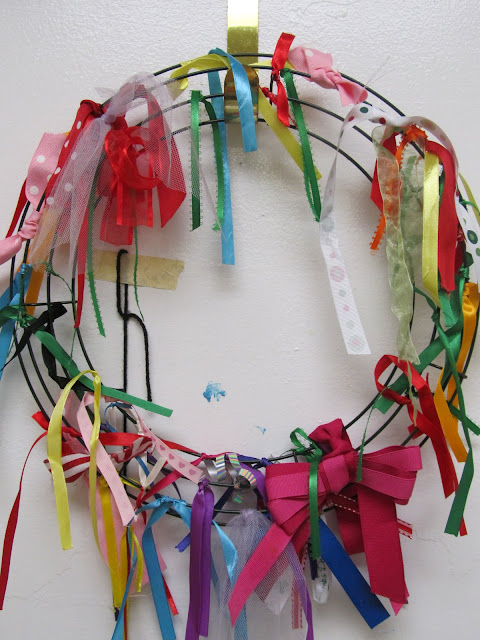 photo of: ARK Wreath: Acts of Random Kindness, Teaching Kindness to Children