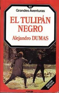 El Tulipán Negro por Alejandro Dumas