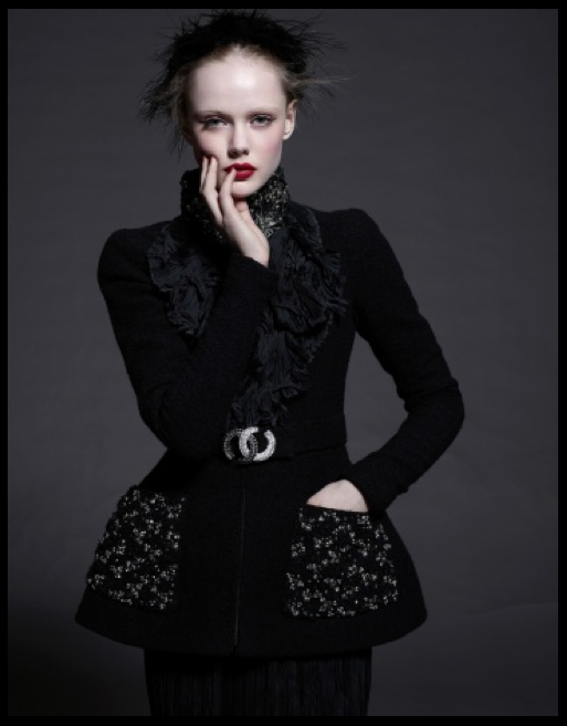 FASHION ON ROCK: Chanel&39s &quotThe Little Black Jacket&quot Behind the