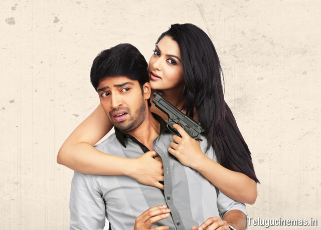 Allari Naresh James bond