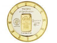 Karatbars 1 Gram Coin