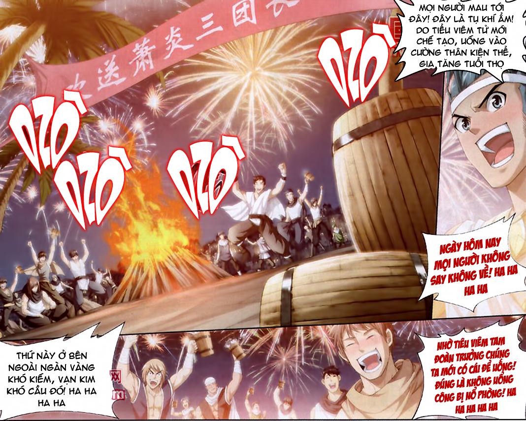 Đấu Phá Thương Khung chap 61 page 5 - IZTruyenTranh.com