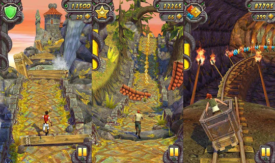 Temple Run 2 screenshots, Temple Run 2 image