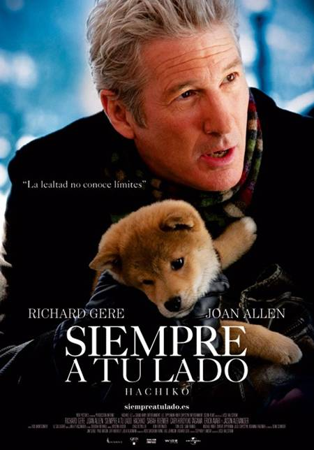 Siempre A Tu Lado Hachiko DVDRip Espaol Latino Descarga 1 Link
