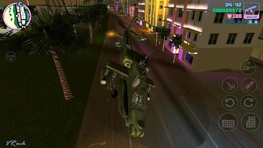 Grand theft auto vice city Game hành động nhập vai Mod Full tiền và xe - 16677